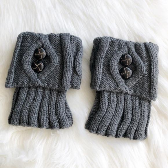 Boutique Accessories - Boot Cuffs